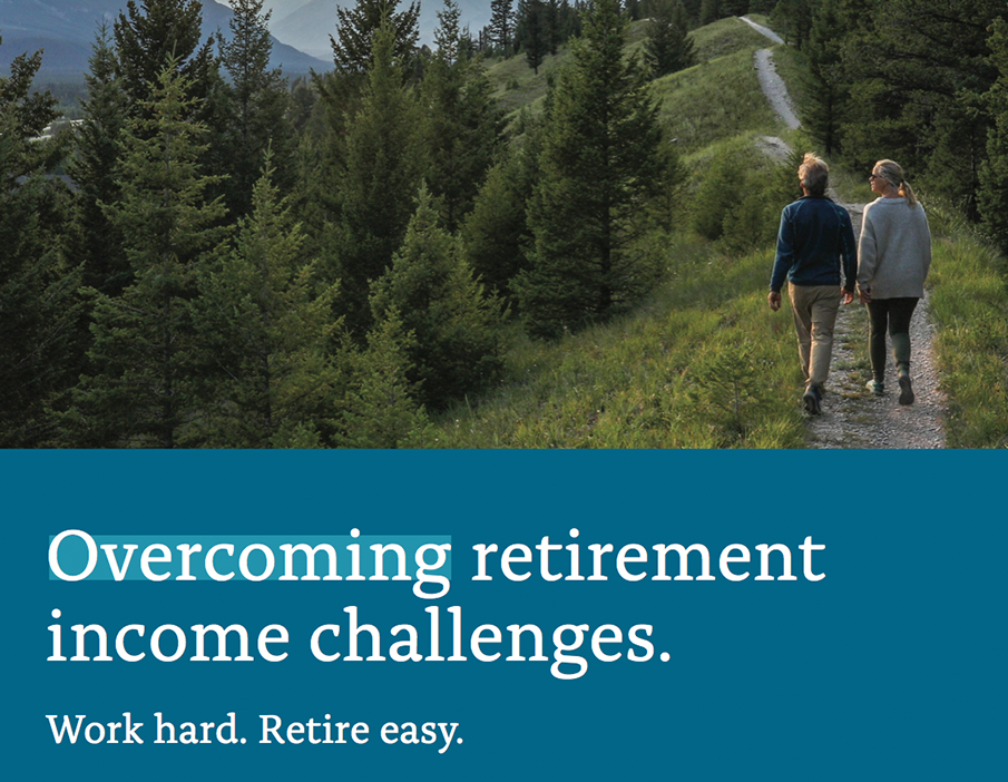 Overcoming Retirement Income Challenges Brochure